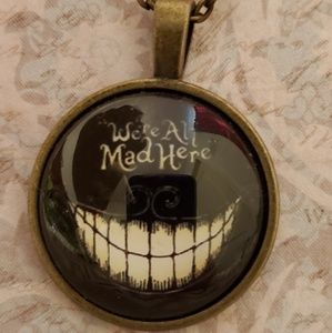 Jewelry - ♡2/$7 or 4/$10♡ Alice In Wonderland